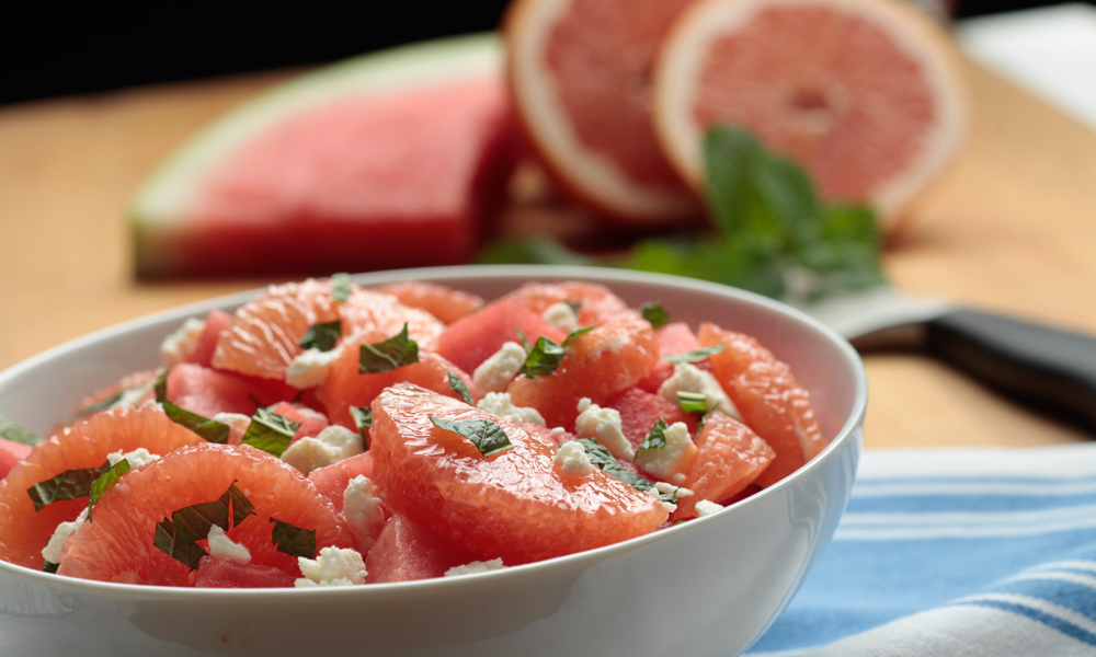 Watermelon & Grapefruit